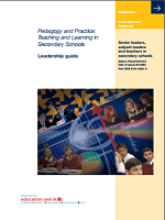 Pedagogy and Practice Teaching and Learning in Secondary Schools