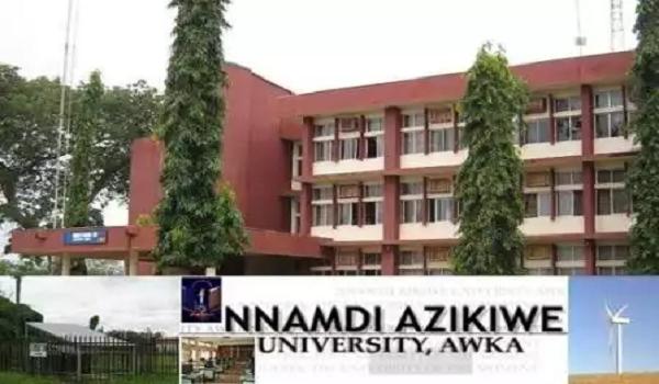 UNIZIK DE And Affiliate Institutions Screening Exercise 2017/2018 Announced