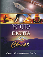Your rights in Christ by Pastor Chris Oyakhilome