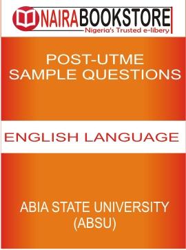 ABSU ENGLISH