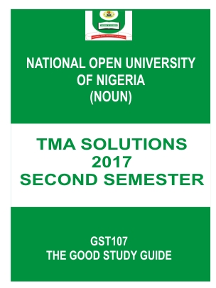 GST107 TMA