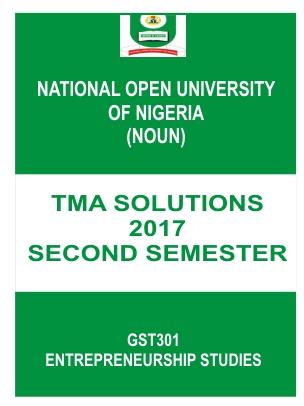 GST301 TMA