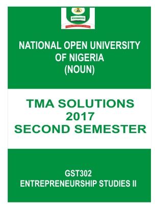 GST302 TMA