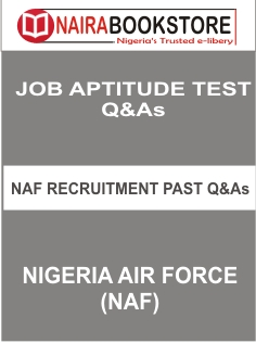 nigeria air force recruitment test latest past questions and answers rh nairabookstore com
