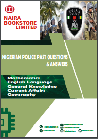 Nigeria police recruitment past questions and answers PDF Download