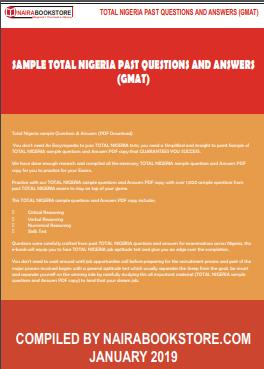 Total Nigeria past questions